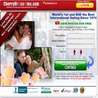 Cherry blossom online dating service