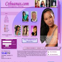Cebuanas dating free